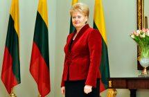 Dalia_Grybauskaite_by_Augustas_Didzgalvis