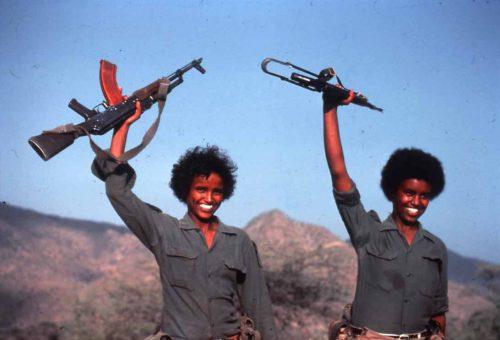 Les Érythréens ont dû se battre durant plus de 30 ans pour obtenir leur indépendance.