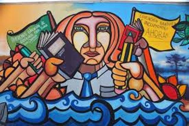 El muralismo chileno en 1 minuto