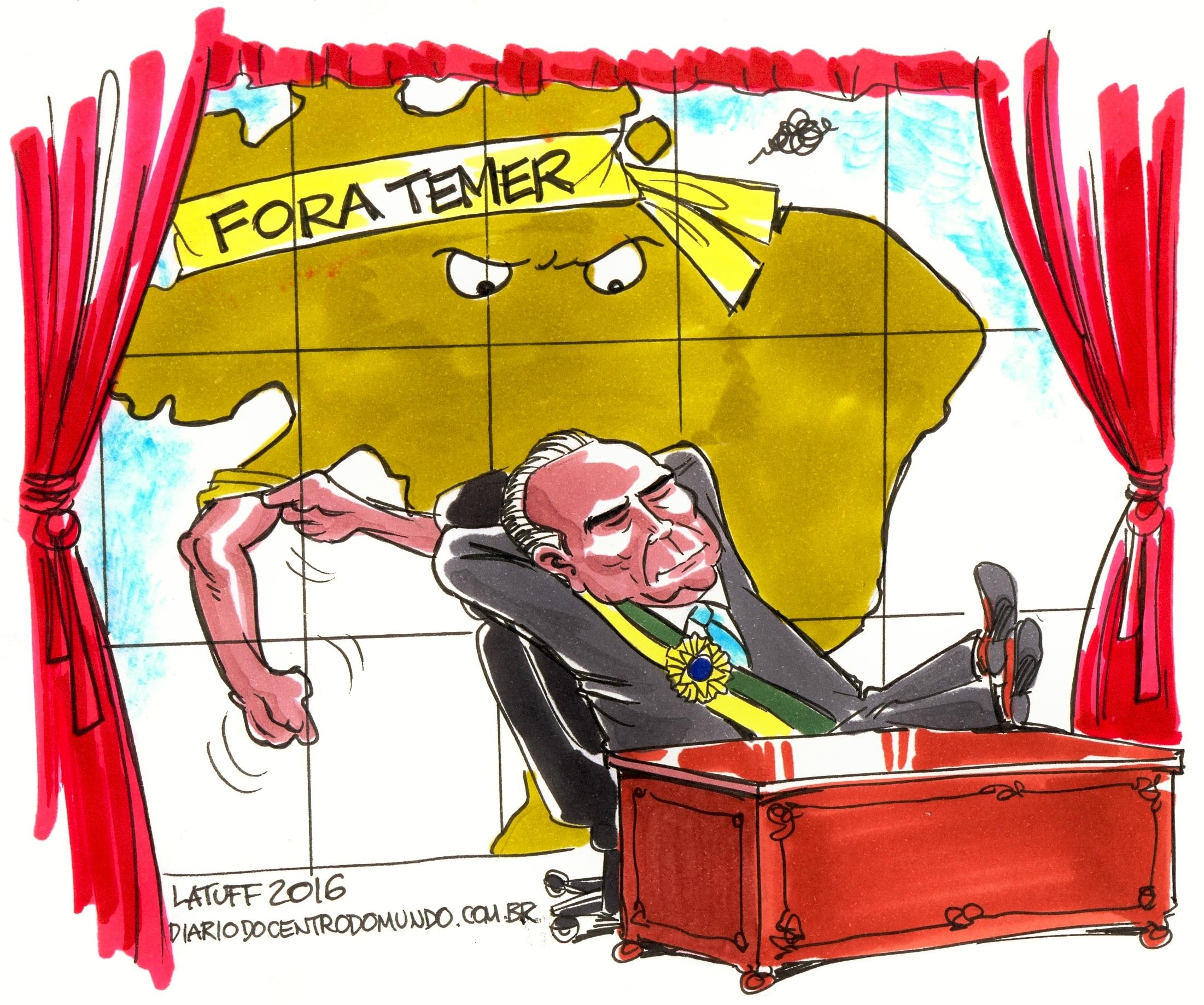 Le sort du président entre les mains de la justice électorale — Brésil