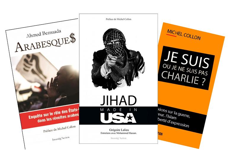 Usa Moyen Orient Et Terrorisme 3 Livres Pour Comprendre