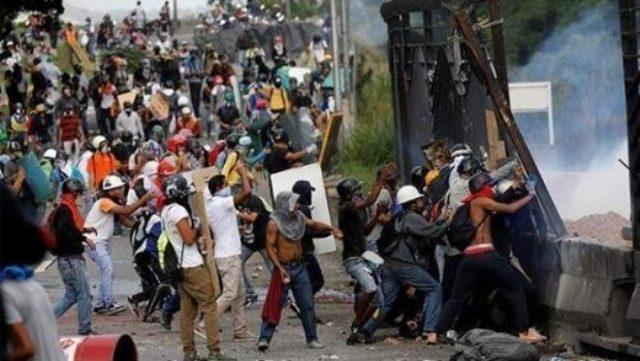 Civil War In Venezuela