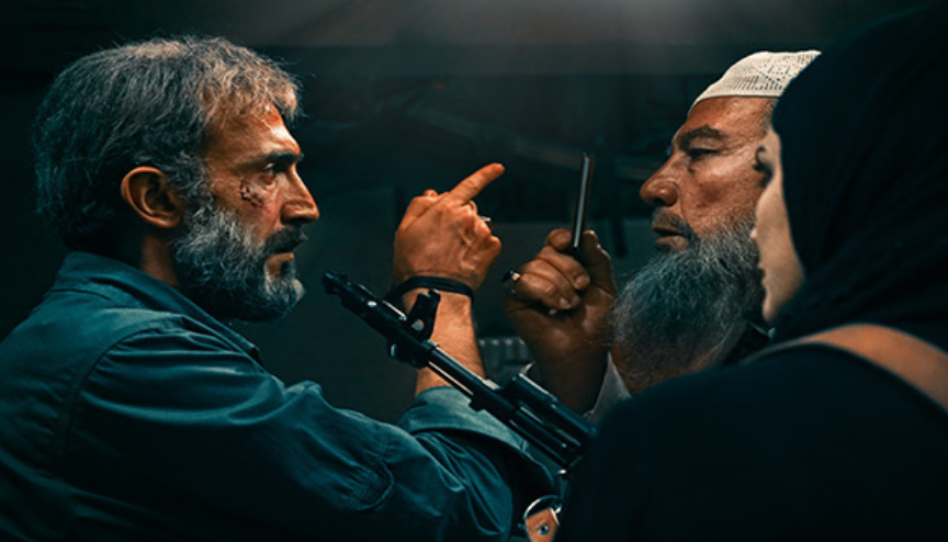 Damascus Time : an Iranian Movie about ISIS in Syria