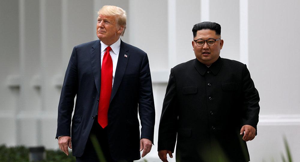 La tentation ultra-illibérale — Trump et Kim