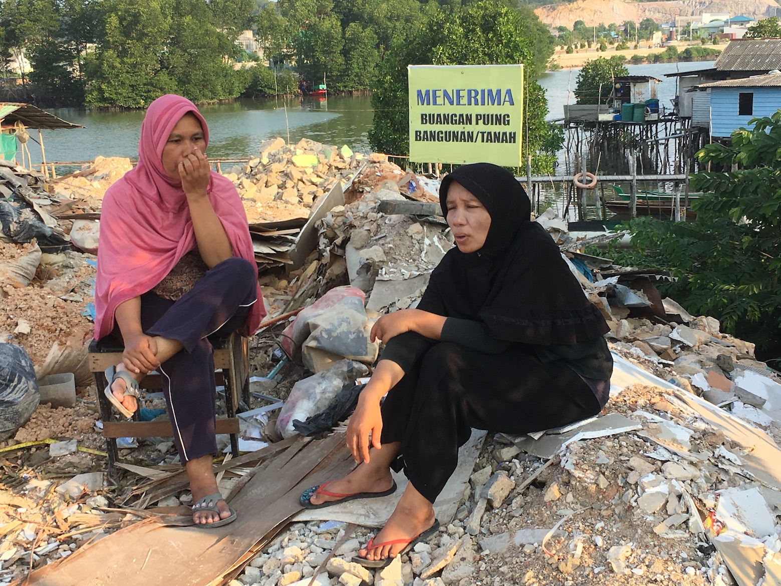Batam Island – Indonesia's pathetic attempt to create a