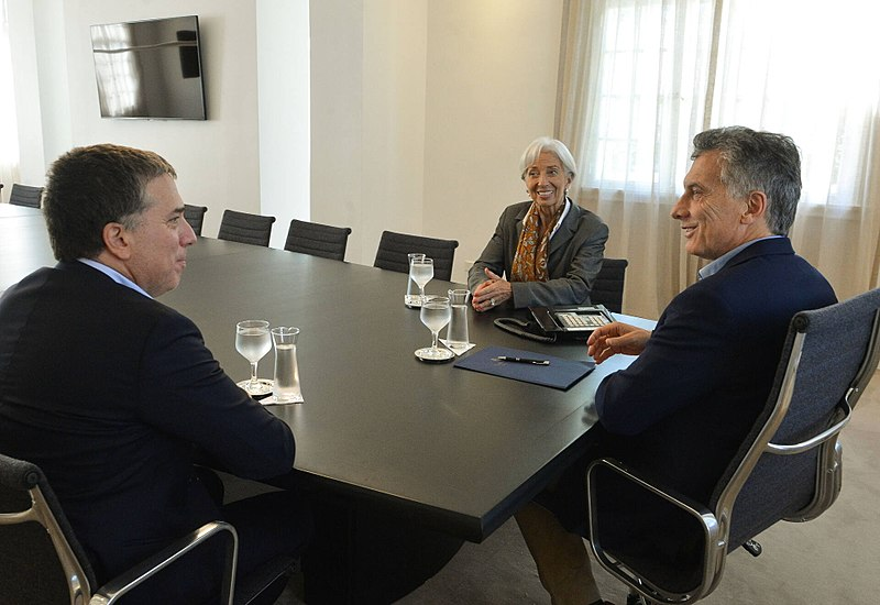"""Living above our means"""" – Macri, the IMF, and other victims"""