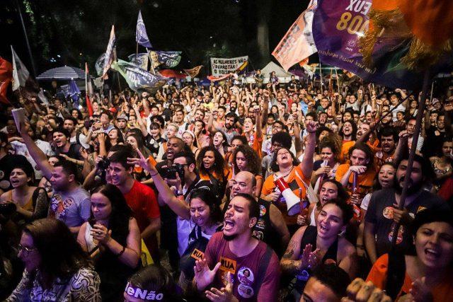 Image result for Marielle Franco bolsonaro