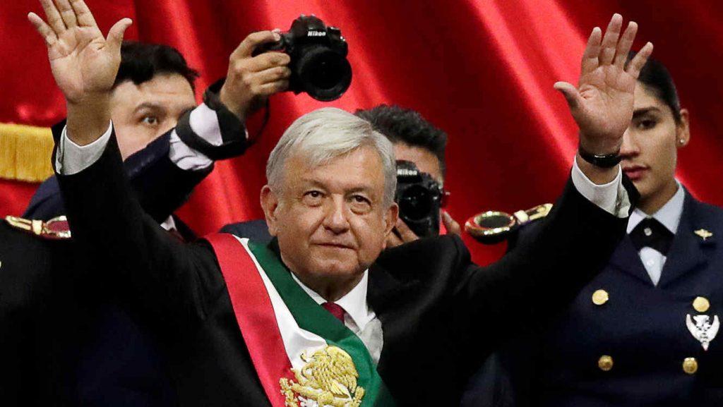 Le mexique à la veille d amlo u « si loin de dieu et si près des