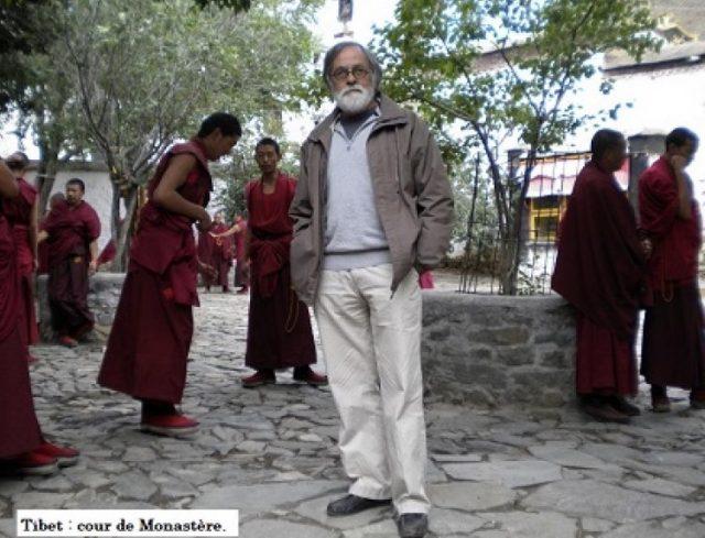 Actualités politiques internationales: Chine- Etats-Unis: L'Escarmouche du XXIe siècle  Vivas-tibet-3-661db-640x489
