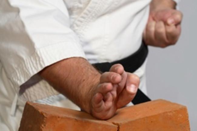 Actualités politiques internationales: Chine- Etats-Unis: L'Escarmouche du XXIe siècle  - Page 2 Karate-briques